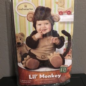18-24 month Monkey Costume